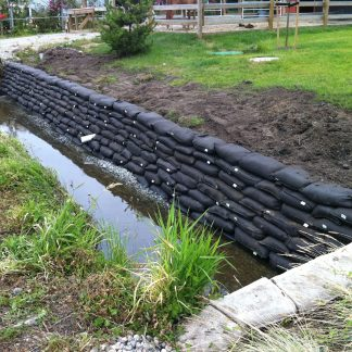 Vegetated Wall System